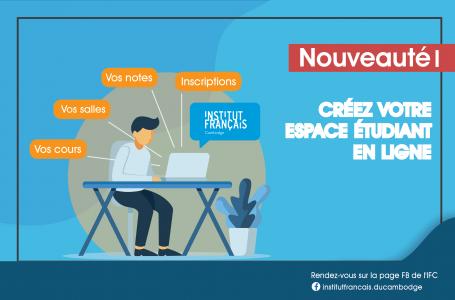 Centre de Langues | Etudiants, découvrez votre espace en ligne !