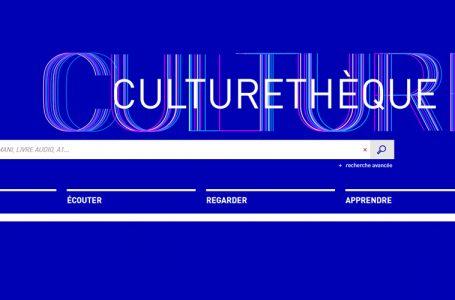 Médiathèque | Culturethèque