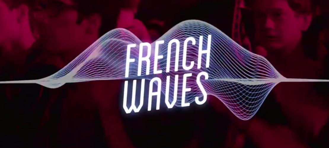 Cinéma en ligne   French Waves
