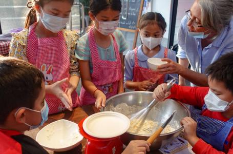Ateliers cuisine | Les p'tits chefs