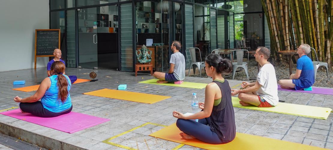 Atelier | Le Yoga de l'IFC